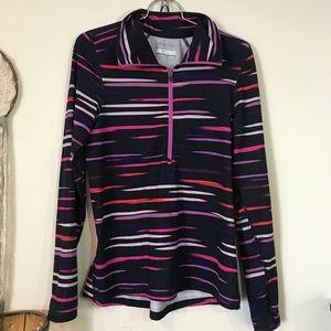 Columbia Jackets & Coats - Columbia half zip jacket